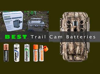 Best Trail Camera Batteries