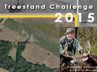 Treestand Challenge 2015