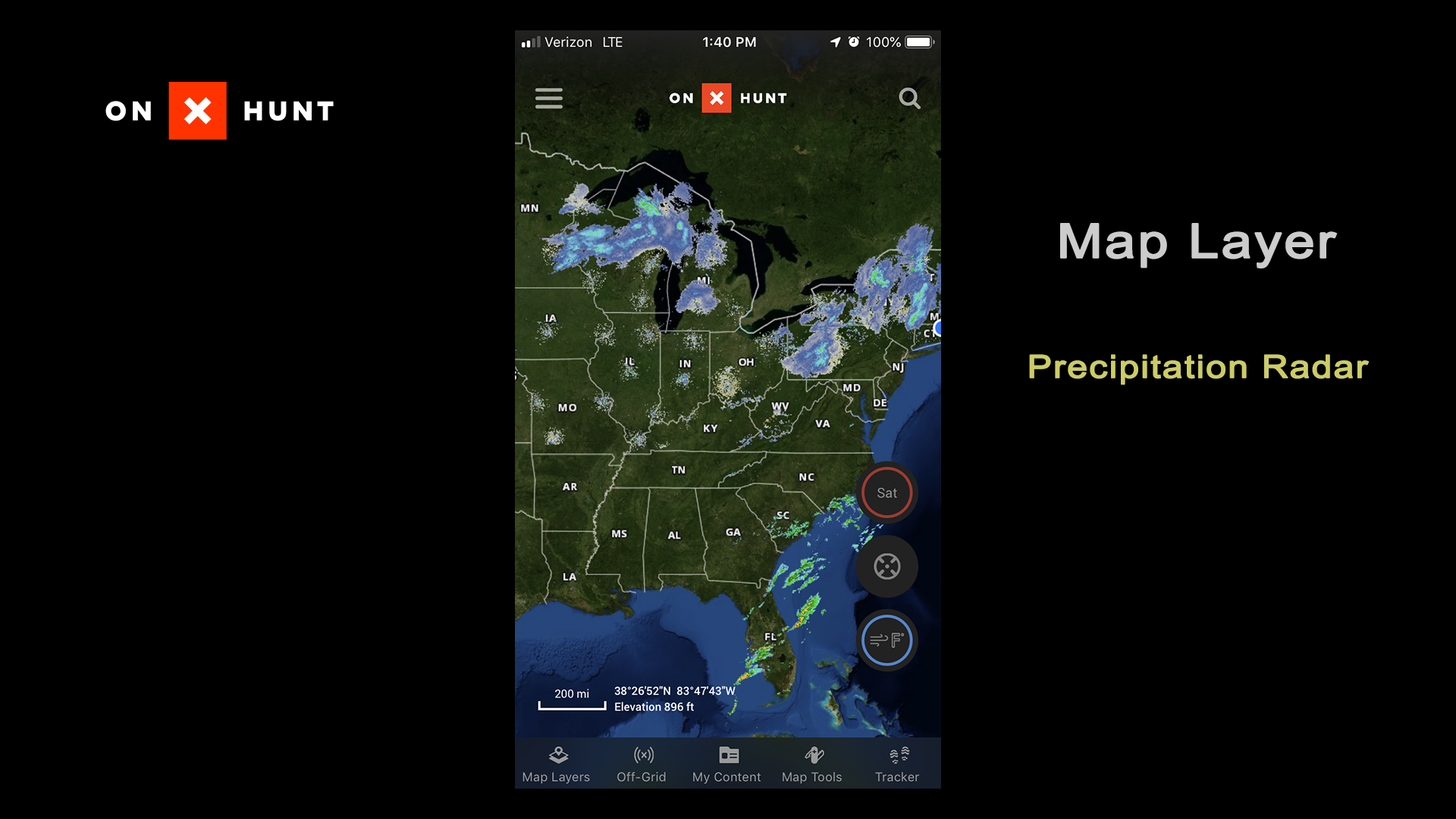 onX Hunt App Review - by Bowsite.com  State Game Lands Map on fishing map, state forest land map, blue marsh lake map, state parks map,