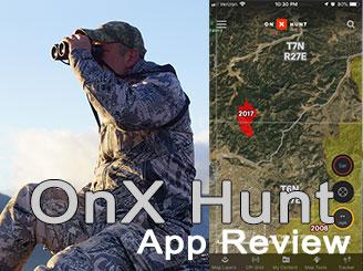 onX Hunt App: Review