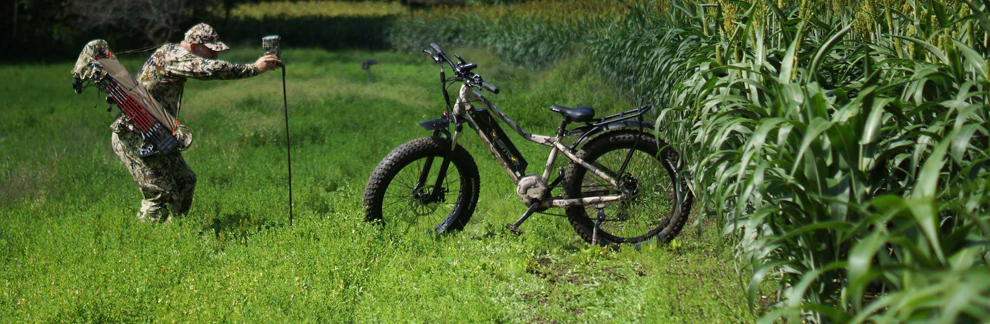 Review Quietkat Ambush 750 Lt Zion Fat Tire Hunting Bike By
