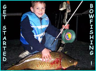 Getting started with Bowfishing