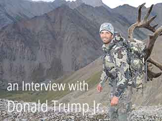 Interview with Donald Trump Jr.