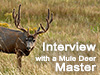 Interview with a Mule Deer Master