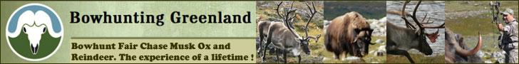 Bowhunting Greenland