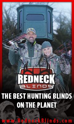 Redneck Hunting Blinds