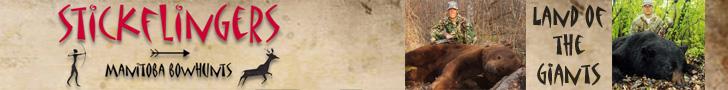 Stickflingers Manitoba Bowhunts