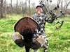 This nice gobbler came in silently and attacked my Jake. That was his last mistake. Check it out.