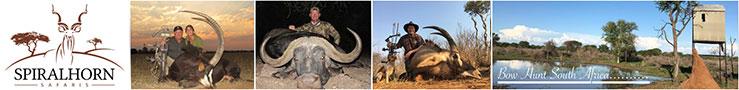 Spriral Horn Safaris