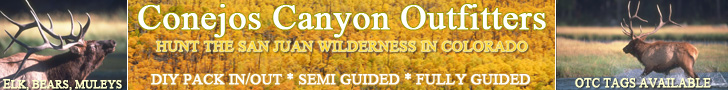 Conejos Canyon Outfitters