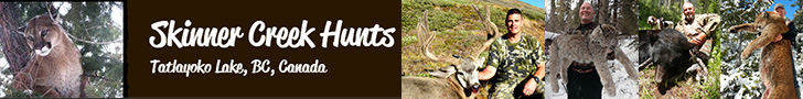 Skinner Creek Hunts