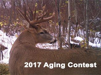 Deer Aging Contest 2017