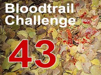Bloodtrail Challenge 43