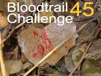 Interactive Bloodtrail Challenge 45